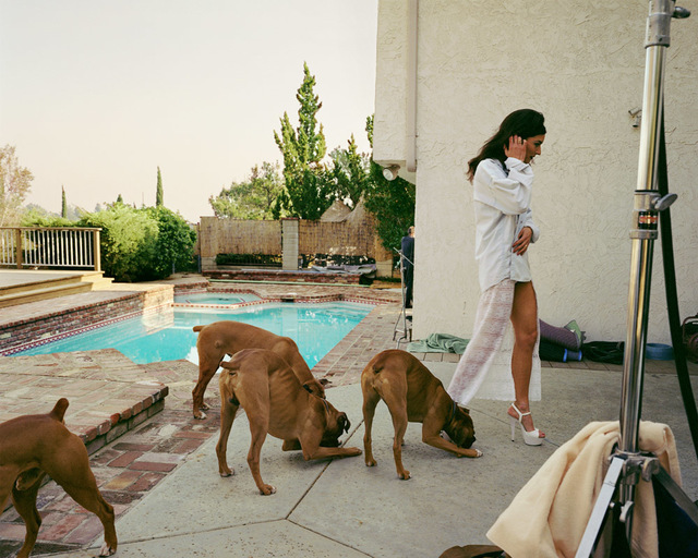 , 'Boxers, Mission Hills,  from the series The Valley ,' 1999, Yancey Richardson Gallery