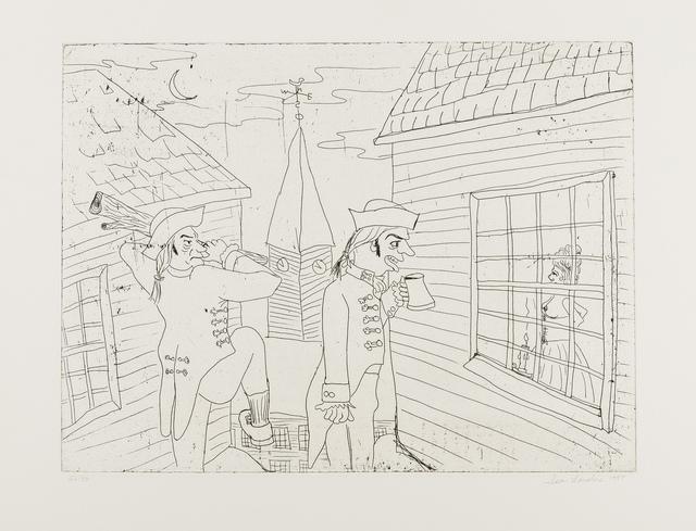 Sean Landers, 'Voyeur', 1995, Forum Auctions