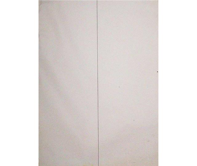 Jaime Higa Oshiro, 'Línea vertical, línea horizontal e intersección de línea vertical y horizontal', 1984, Herlitzka + Faria