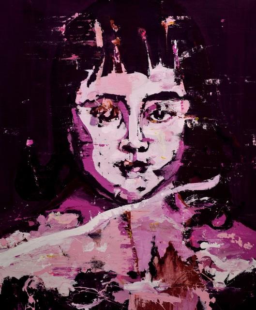 , 'Pink Portrait,' 2018, Lachenmann Art