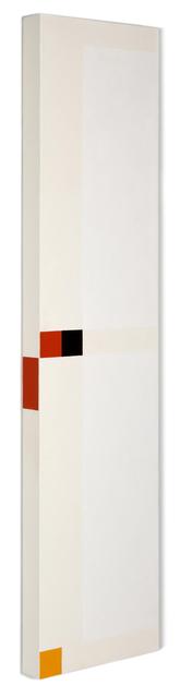 , 'Vertical acorde mínimo,,' 2011, Durban Segnini Gallery