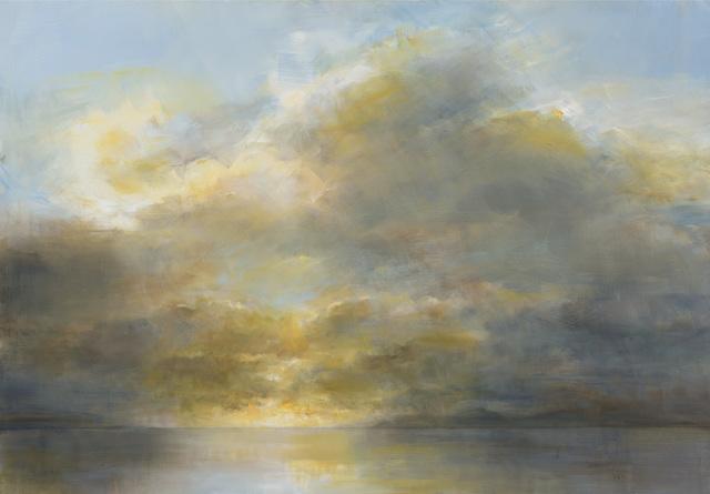 , 'Evening, Shuna Sound,' 2017, Thackeray Gallery