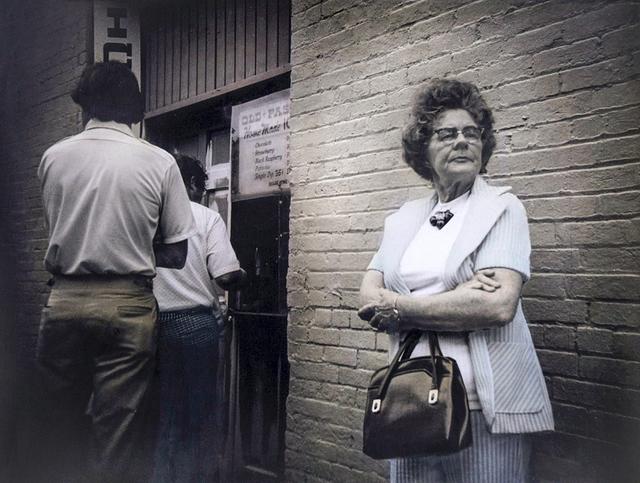 , 'Woman Waiting,' , Soho Photo Gallery