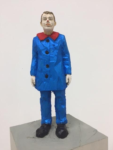, 'Clown,' 2017, Galerie Forsblom