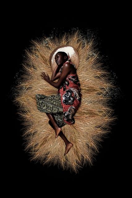 Omar Victor Diop, 'Aline Sitoe Diatta , 1944', 2017, Magnin-A