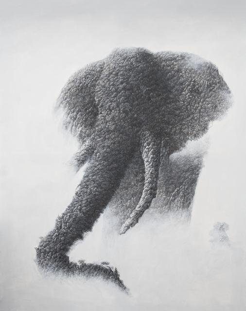 , 'Lord Ganesha ,' 2016, Galerie Dumonteil