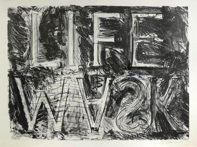 , 'Life Mask,' 1981, Shapero Modern