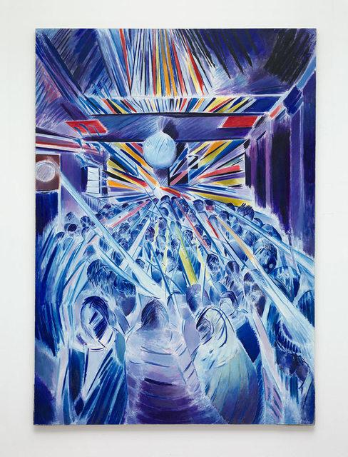 Denzil Forrester, 'Dub Strobe 1', 1990, Stephen Friedman Gallery