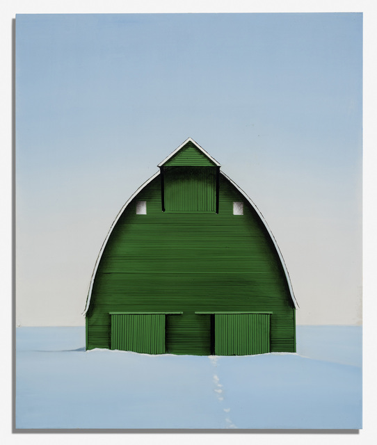 Michael Gregory, 'Winter's Day', 2019, Nancy Hoffman Gallery