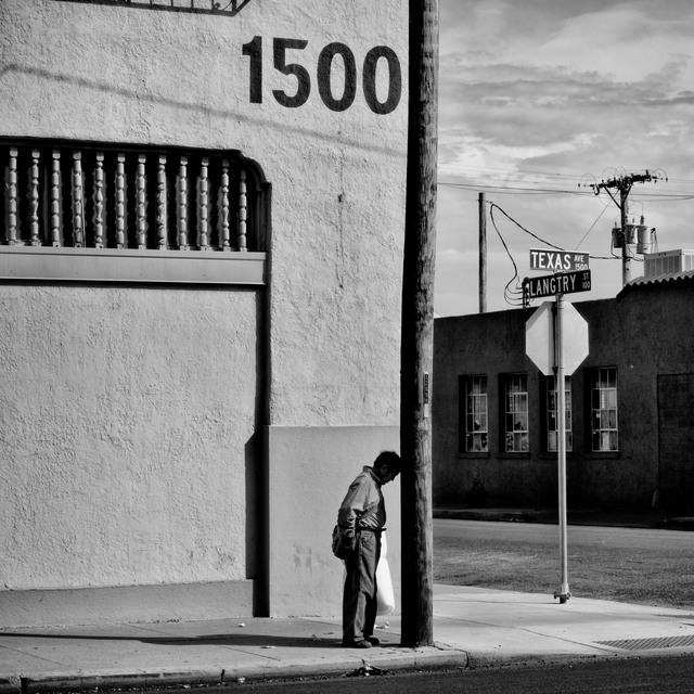 , 'El Paso, Texas.,' 2015, Magnum Photos