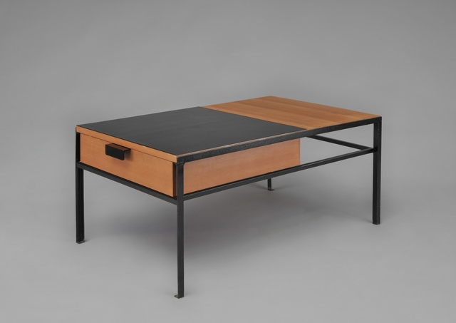 , 'Pair of low tables with drawer,' 1955, Galerie Pascal Cuisinier