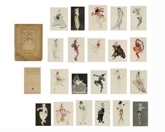Ballet und Pantomime