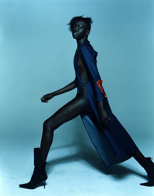 , 'Alek Wek,' 2000, CAMERA WORK
