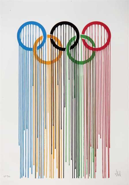 Zevs, 'Liquidated London', 2012, Tate Ward Auctions