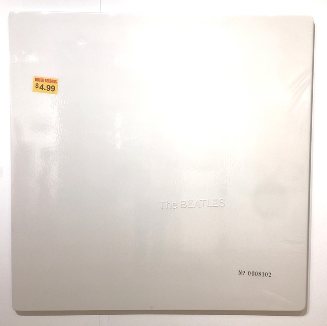 , ''Beatles - White Album',' 2018, Axiom Contemporary