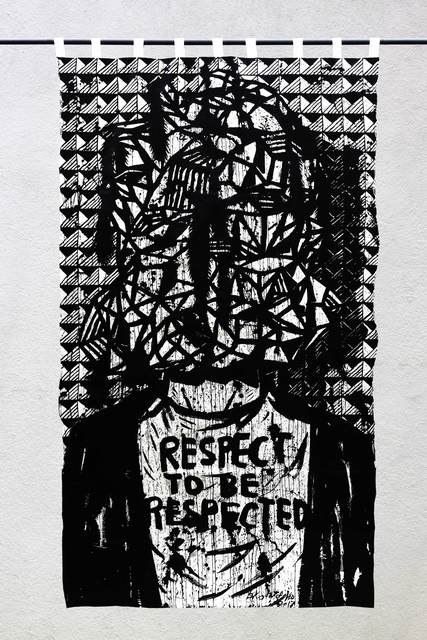 , 'Respect to be Respected,' 2018, A3 Arndt Art Agency