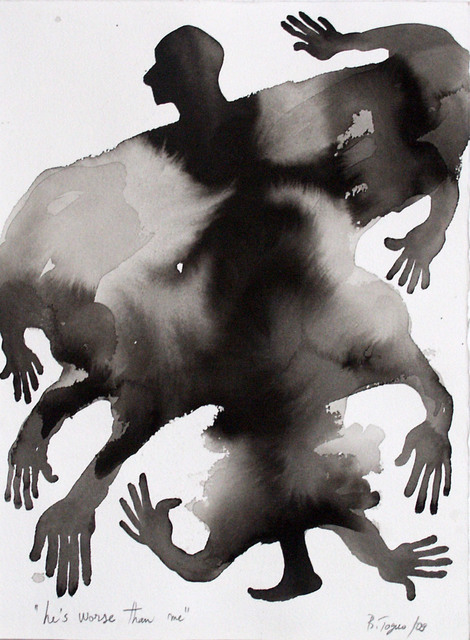 , 'He`s worse than me,' 2009, Mario Mauroner Contemporary Art Salzburg-Vienna