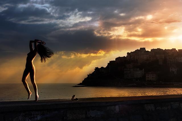 David Drebin, 'Mediterranean Dream', 2006, Isabella Garrucho Fine Art