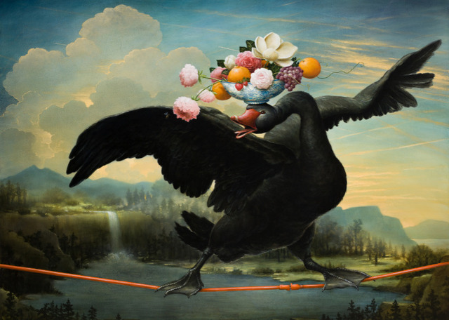 Kevin Sloan, 'Hubris and Nemesis', 2014, k contemporary