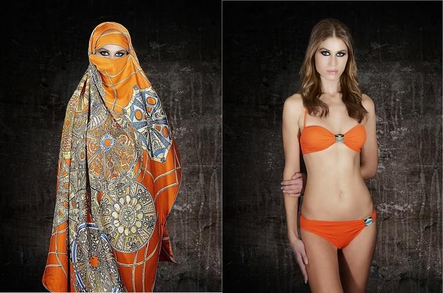 , 'Burqa Hermes,' 2018, K + Y Gallery