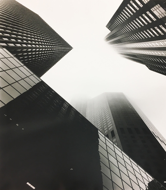 , 'Monoliths in Fog #3: Chicago, IL,' , Chicago Art Source