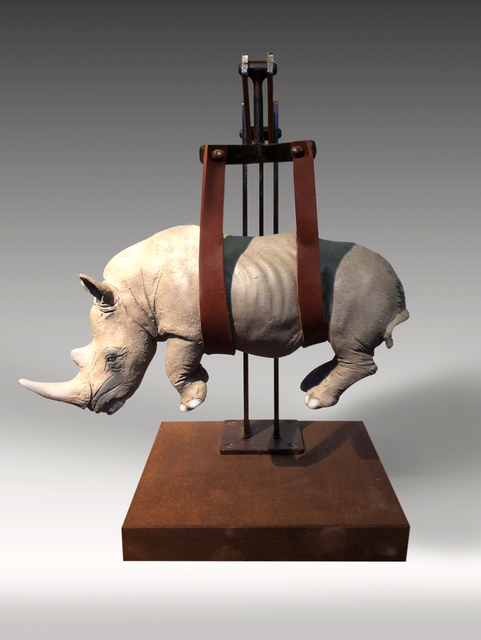 , '(JMK) Peso del Tempo Sospeso / Rhino,' 2016, ARTION GALLERIES