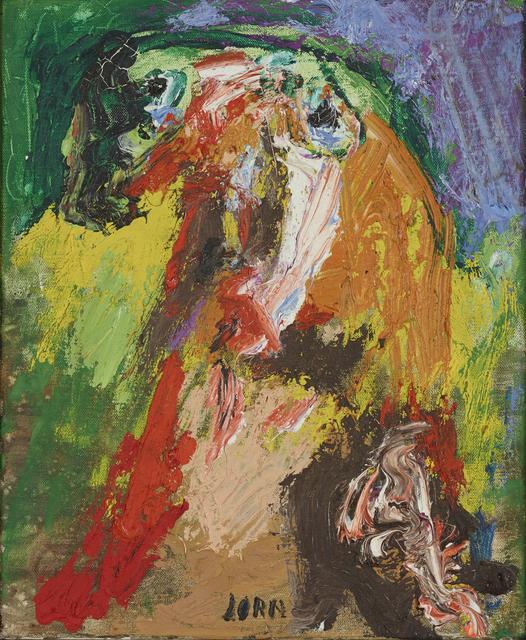 , 'White Spring Beard,' 1962, DIE GALERIE