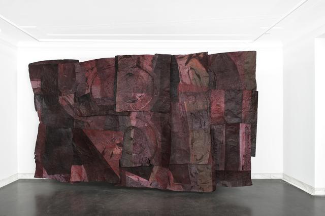 Sandeep Mukherjee, 'Untitled (Wall paper)', 2017, Galerie Kornfeld