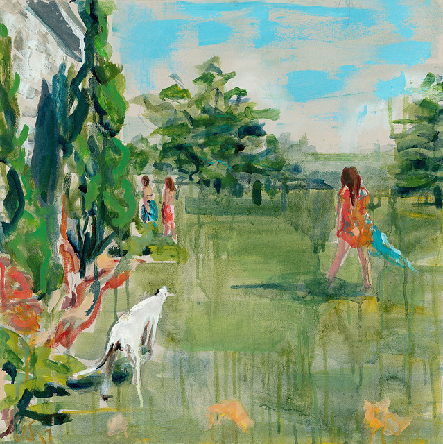 , 'That Was Nice - Post Dip In The Pond - Fergus,' 2018, parts gallery