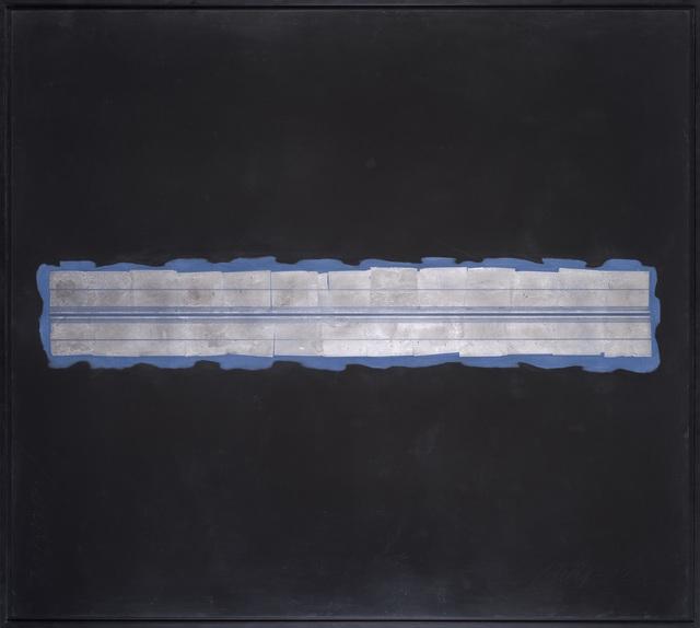 , 'Bayou Blue,' 2015, Callan Contemporary