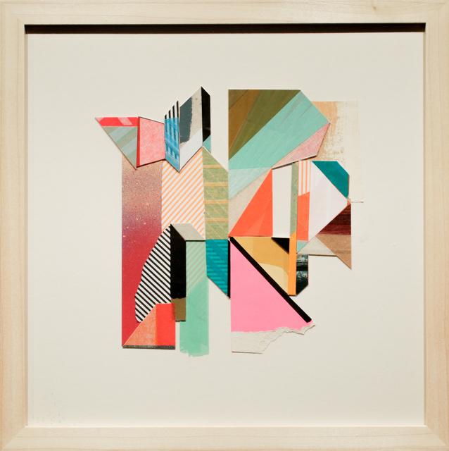 , 'Parts and Pieces 2,' 2015, Paradigm Gallery + Studio