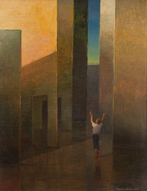 Claudio Bravo, 'New York', 1953, Heritage Auctions