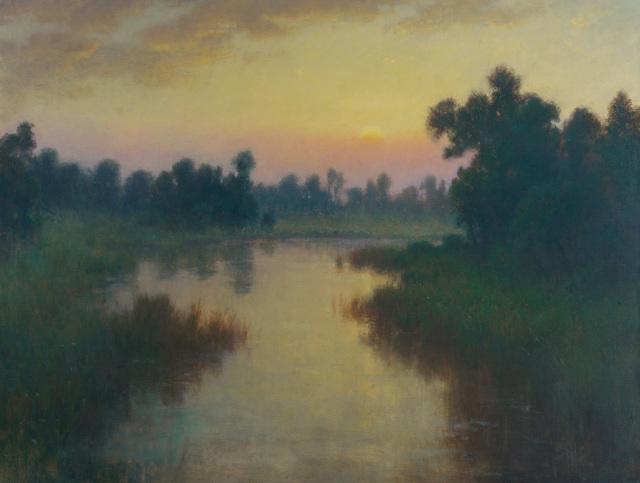 John Brandon Sills, 'Sleepy Dawn', Merritt Gallery