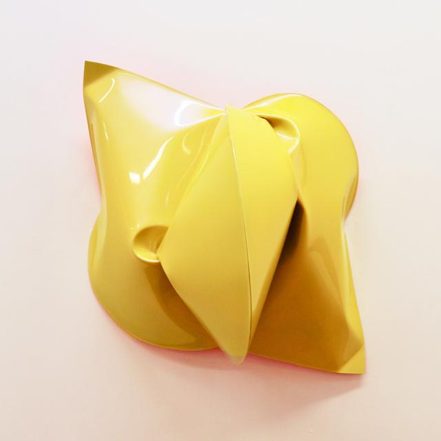 , 'Dusk Yellow,' 2018, Galerie Richard