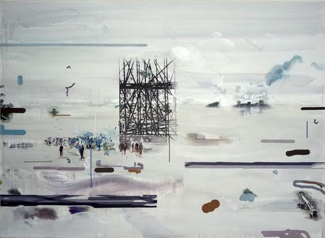 , 'fluid environment,' 2015, Artdepot