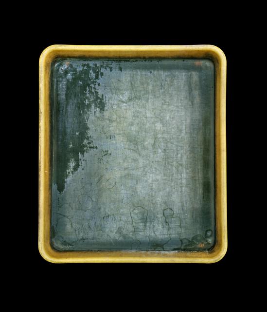 , 'Sally Mann's Developer Tray,' 2011, Elizabeth Houston Gallery