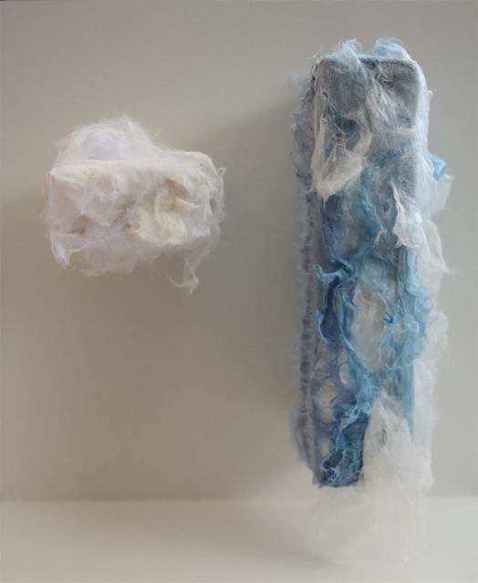 , 'Spatial Fiber IV,' 2016, Ronin Gallery