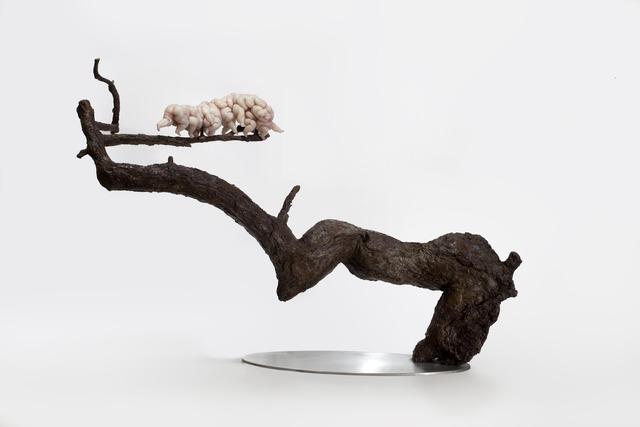 , 'Worm,' 2012, Aye Gallery