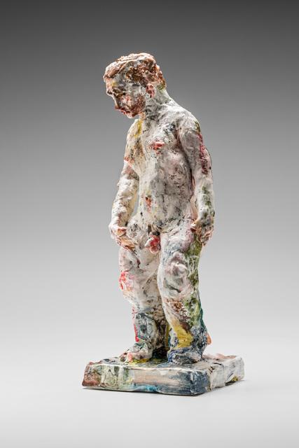 , 'Statue (head down),' 2015, Niagara Galleries