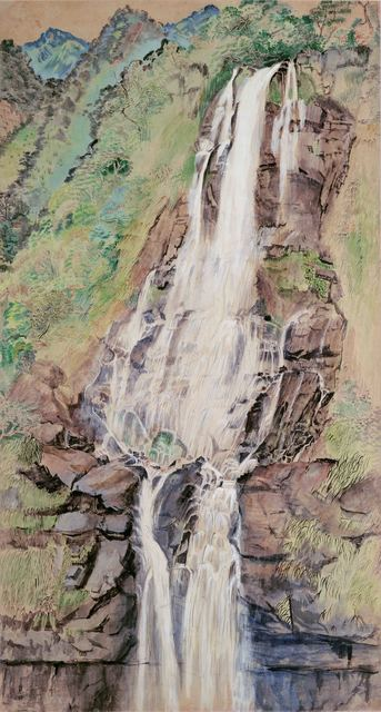 , 'Wulai Falls,' 1951, Liang Gallery