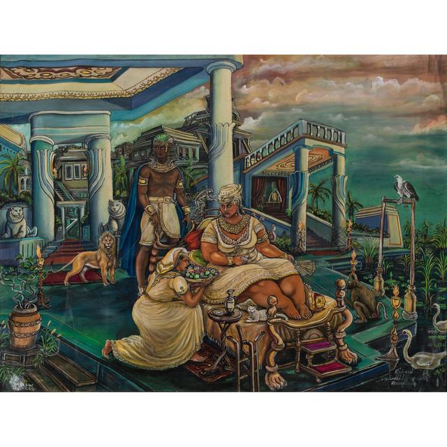 Richard Onyango, 'Drosie & me (Ancient Egypt)', 2009-2019, PIASA