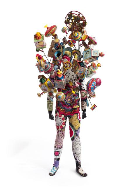 , 'Soundsuit,' 2010, Crystal Bridges Museum of American Art
