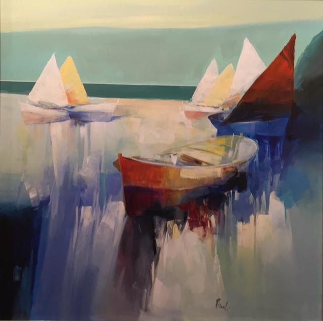 , 'Nautical Scene,' , Cosmopolitan Fine Arts