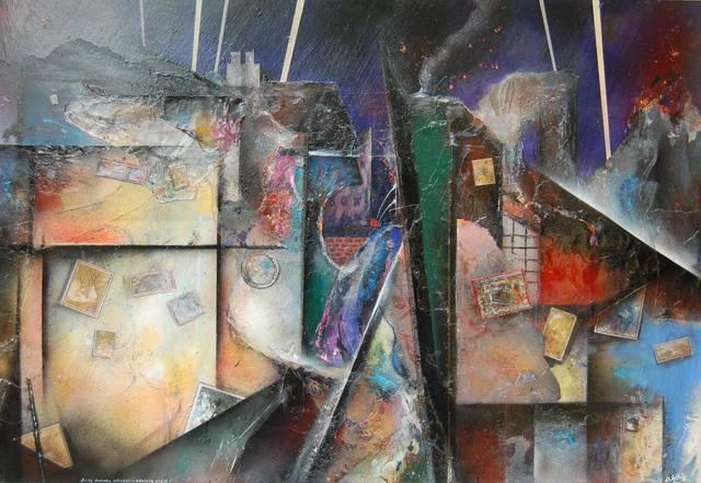 , 'Blitz picture gallery - private view!,' 2015, Robert Eagle Fine Art