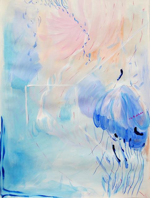 Valeria Vilar, 'Aereo (triptych) I', 2018, Artemisa Gallery