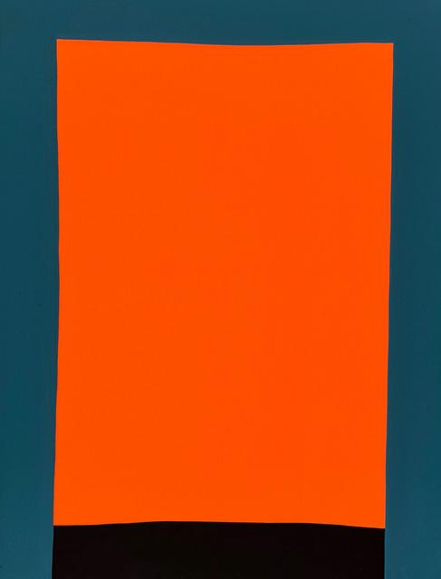 Paul Kremer, 'Lookout (study 2)', 2015, MARUANI MERCIER GALLERY