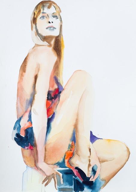 , 'Untitled (Nude no. 60),' 2014, Salamatina Gallery