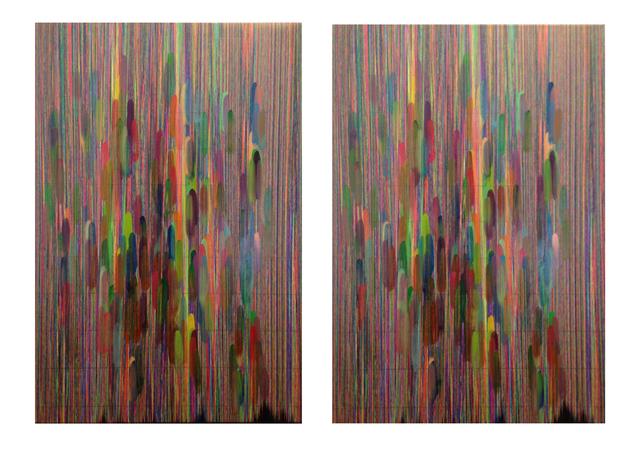 , 'Diptico,' 2015, Casa Nova Arte e Cultura Contemporanea