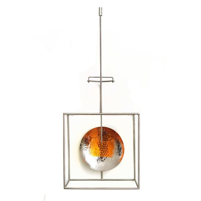Claudio Alvarez, 'Solaris', 2020, Sculpture, Stainless steel, acrylic and aluminum, Galeria Ybakatu