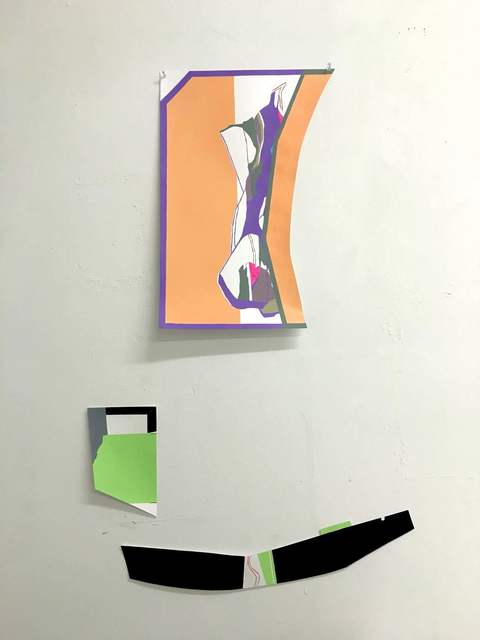 , 'Seamless,' 2016, Amos Eno Gallery